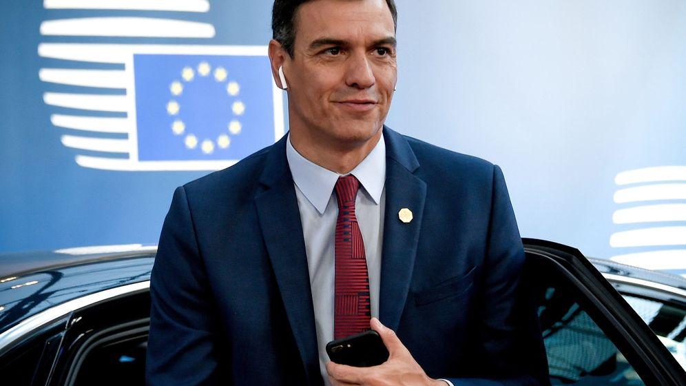 Foto: El presidente del Gobierno, Pedro Sánchez. (EFE)