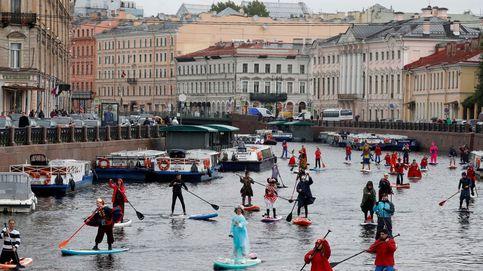 Paddle Surf en San Petersburgo