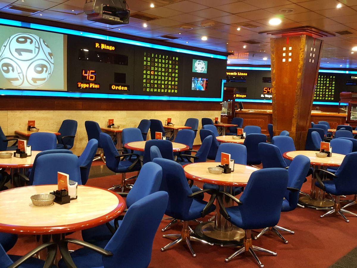 Foto: El 40% de los clientes de las salas de bingo son para mayores de 55 años.
