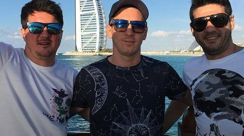 Cárcel para un hermano mayor de Messi por posesión ilegal de armas