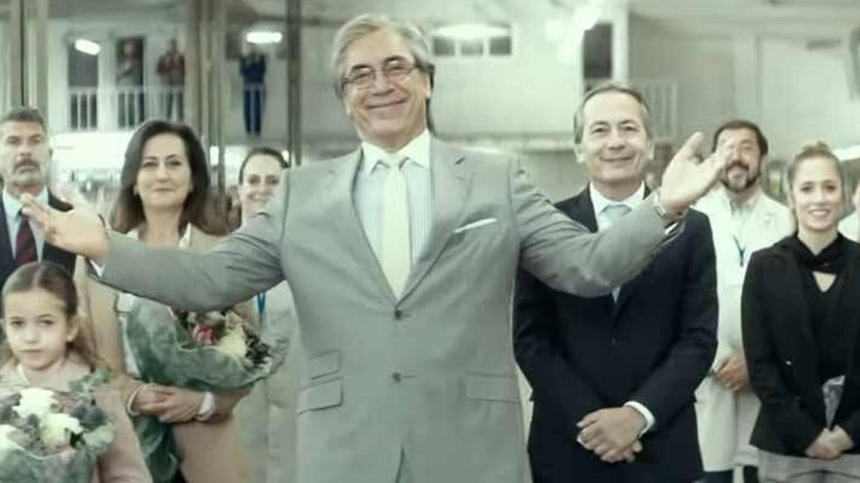 Un fotograma de la película 'El buen patrón'.