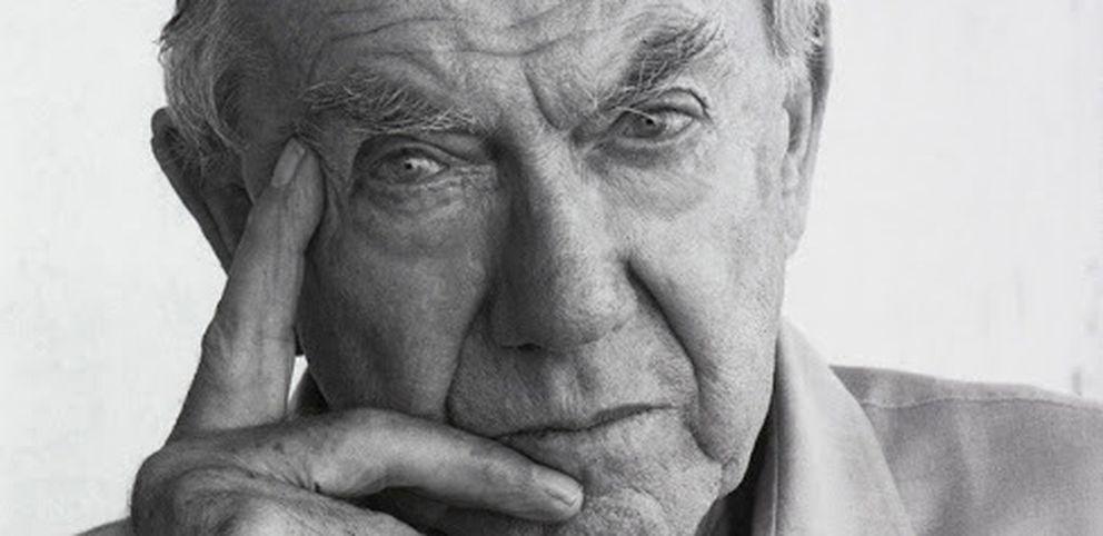 Foto: Graham Greene pasado por el psicoanalista