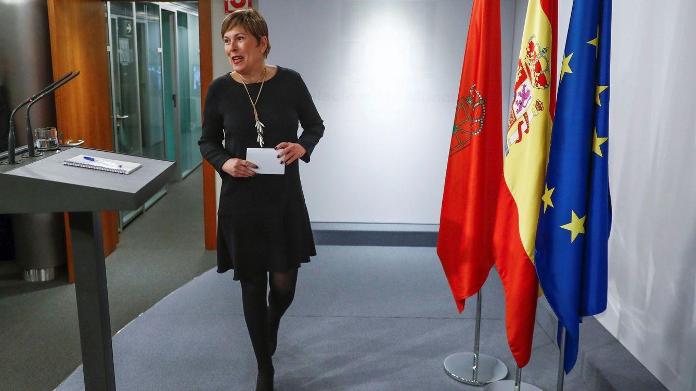 El Gobierno de Barkos pierde la mayoría y el PP desaparece del Parlamento de Navarra