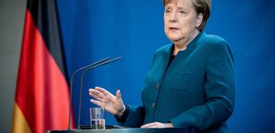 Post de Merkel deja la cuarentena domiciliaria tras varios tests negativos de Covid-19