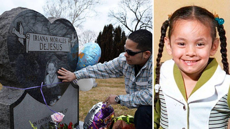Iriana de Jesús tenía solo cinco años cuando fue asesinada.