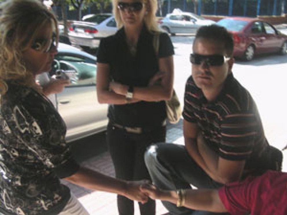 Foto: Marisol Yagüe se solidariza con los agentes detenidos por apalear a una prostituta