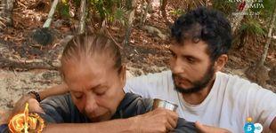 Post de 'Supervivientes': tormentas, lágrimas y una picadura de escorpión