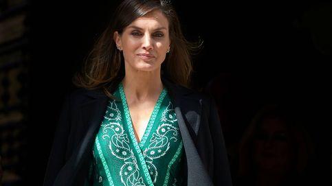¿Un nuevo récord? La reina Letizia lleva dos semanas sin estrenar vestuario