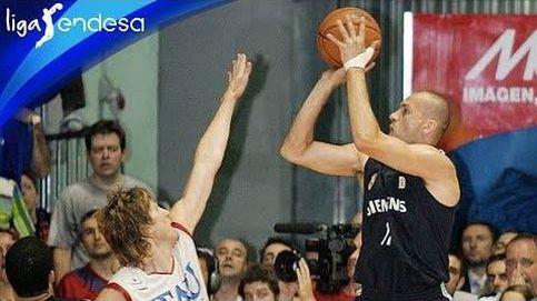 El triple de Herreros: 14 años del milagro del Real Madrid para ganar la liga ACB