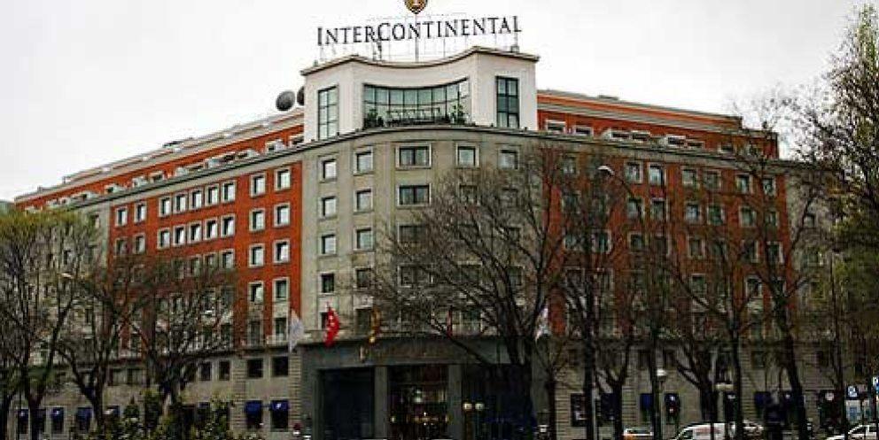 Foto: El libanés Toufic Aboukhater pone a la venta el InterContinental de Madrid