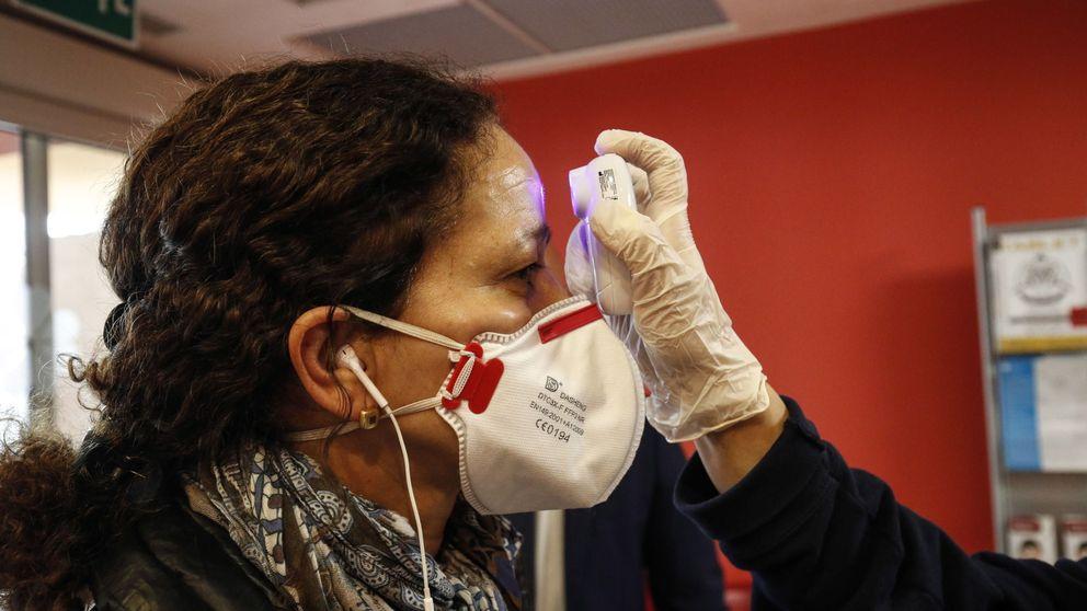 El 8% de los contagiados por coronavirus en Italia son personal sanitario