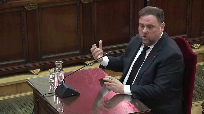 Junqueras, en el juicio al 'procés': Yo amo a España. Amo a la gente y a su cultura