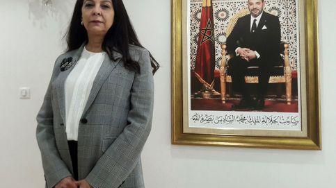 La embajadora marroquí: Si Ghali sale de España como entró, empeorará la grave crisis