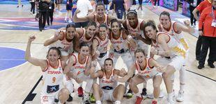Post de La victoria de España en el Eurobasket y qué nos pagan por escribir de deporte femenino