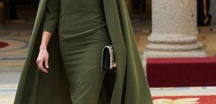 Post de El regreso del 'OFNI' más alabado de la reina Letizia (con complementos punk)