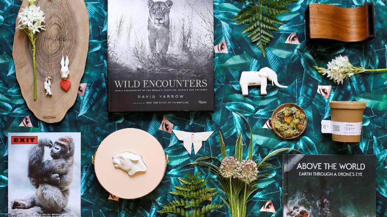 Un bodegón de los productos y el espíritu que encontrarás en este Winter Stories. (Cortesía)