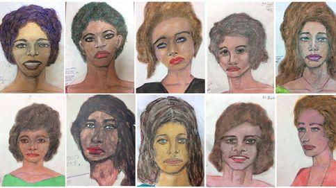 Los retratos de Samuel Little: un dibujo por cada mujer que asesinó en 35 años
