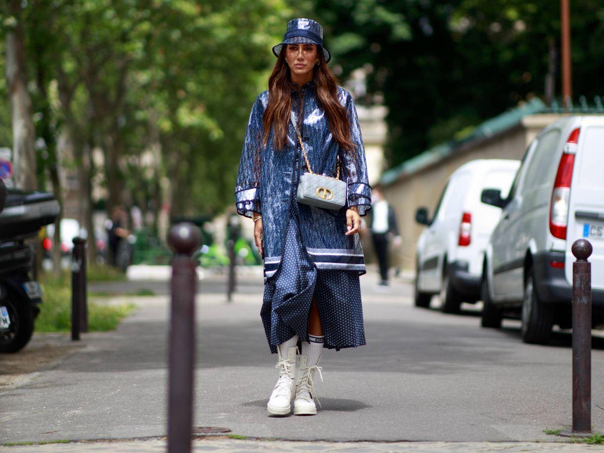 Foto: Descubre cuáles y cómo son los abrigos que van a dominar nuestros looks de otoño. (Imaxtree)