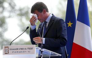 La semana en que Valls atacó los tabúes del socialismo francés