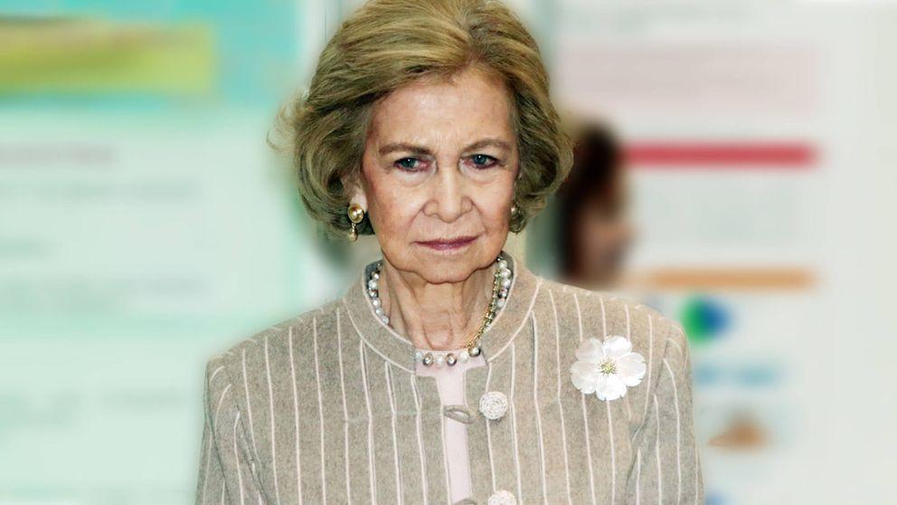La tristeza de la reina Sofía: muere su primo Pablo, al que estaba muy unida