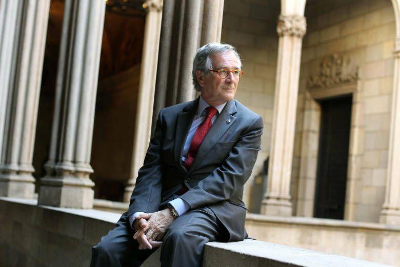 El alcalde de Barcelona, Xavier Trías. (Efe)