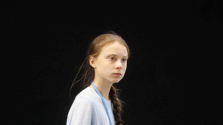 El símbolo de Greta Thunberg que la convierte en una heroína (de cine)
