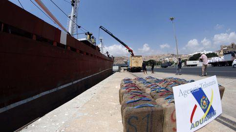 Vigilancia Aduanera denuncia cómo los 'narcos' les ganan la batalla en Algeciras