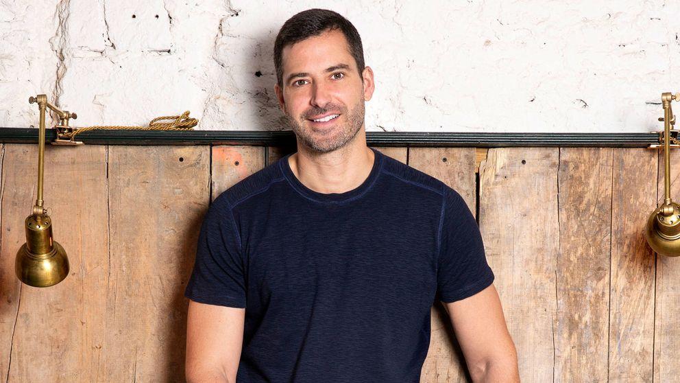 Carlos Moreno, el Fontaneda que convierte galletas en restaurantes de moda