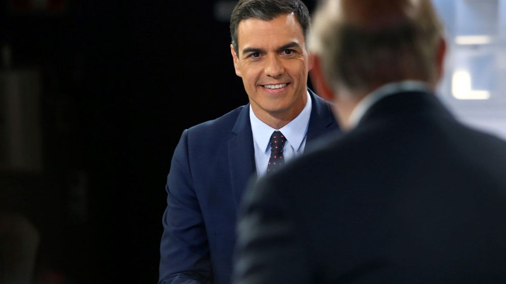 Foto: Pedro Sánchez. (EFE)