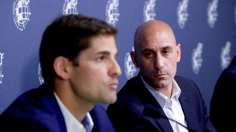 Luis Enrique deja la Selección española y Robert Moreno es su sustituto