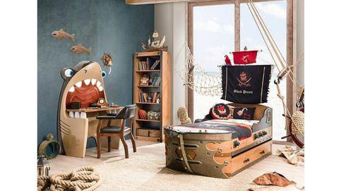 15 dormitorios de ensueño para niños