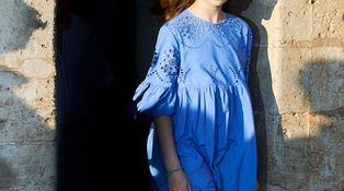 El vestido de la princesa Leonor de Zara que puedes tener por menos de 23 euros