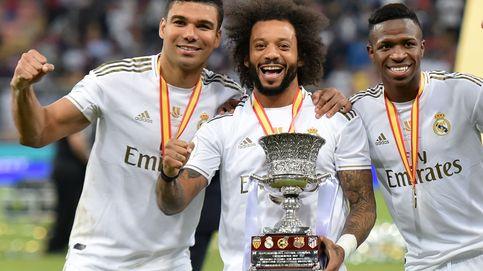 Por qué Vinícius no lanzó un penalti en la Supercopa y la fiabilidad de Rodrygo