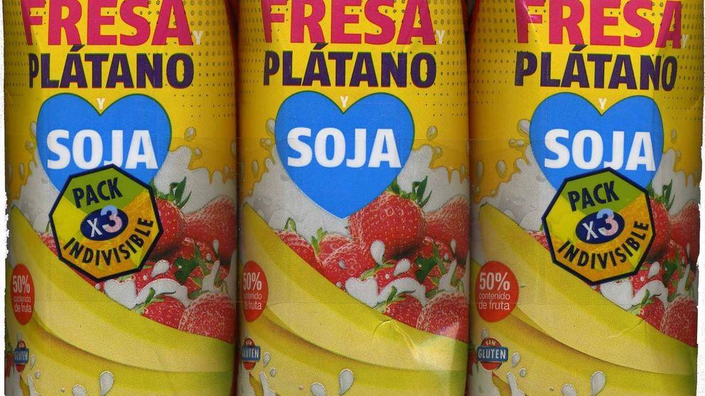 Mercadona retira un lote de bebida sin lactosa que contenía trazas de proteína de leche