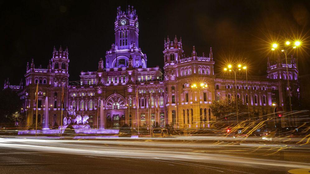 Foto: El palacio de Cibeles, sede del Ayuntamiento de Madrid (Efe)