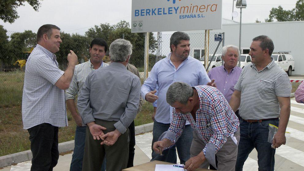 Berkeley cuenta con 100 millones para construir la mina de uranio en Salamanca