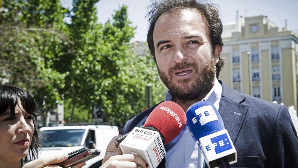 Primera baja en Ciudadanos  Madrid: Morgades deja su acta de diputado