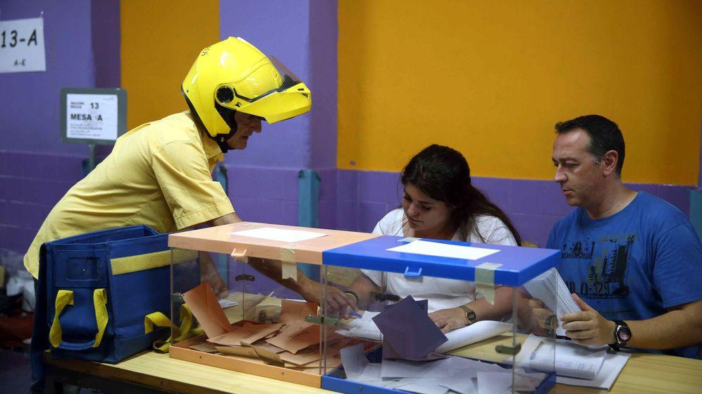 Foto: Voto por correo. (Foto: EFE)