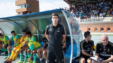 Florentino Pérez no quiere gastar la bala de Raúl, a quien considera el 'Guardiola blanco'