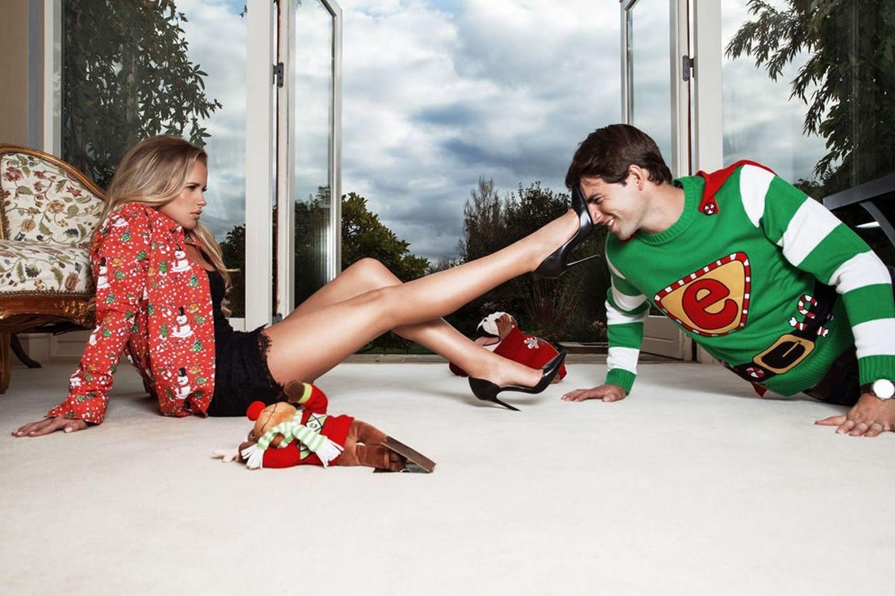 Foto: El triunfo de los jerséis navideños en clave kitsch