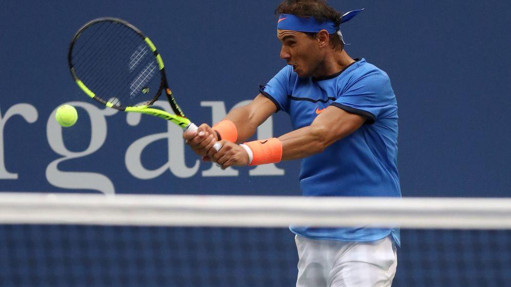 Foto: Nadal ha ganado a Lorenzi las dos veces que se han enfrentado (Geoff Burke/USA TODAY Sports)
