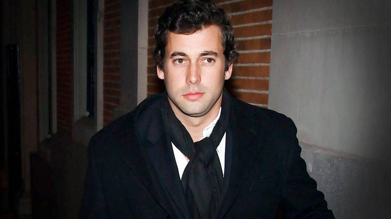 Juan José Franco Suelves, hermano del novio. (Getty)
