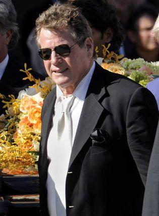 Foto: O' Neal intentó ligar con su propia hija en funeral de Fawcett