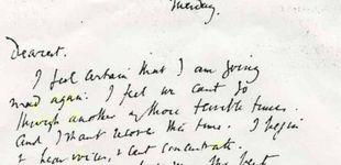 Post de La despedida de Virginia Woolf: una carta de suicidio, unas piedras y un adiós