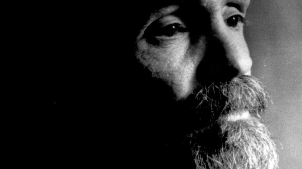 Foto: Charles Manson, durante una entrevista en agosto de 1989 (Reuters)