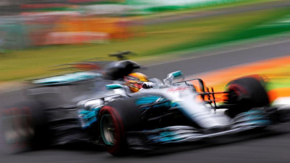 Foto: Lewis Hamilton ganó el GP de Italia de 2017, quinta carrera más rápida de la historia de la Fórmula 1. (Reuters)