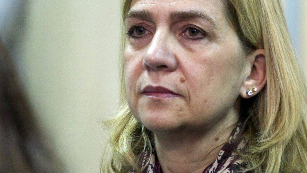 La doble condena de la infanta Cristina