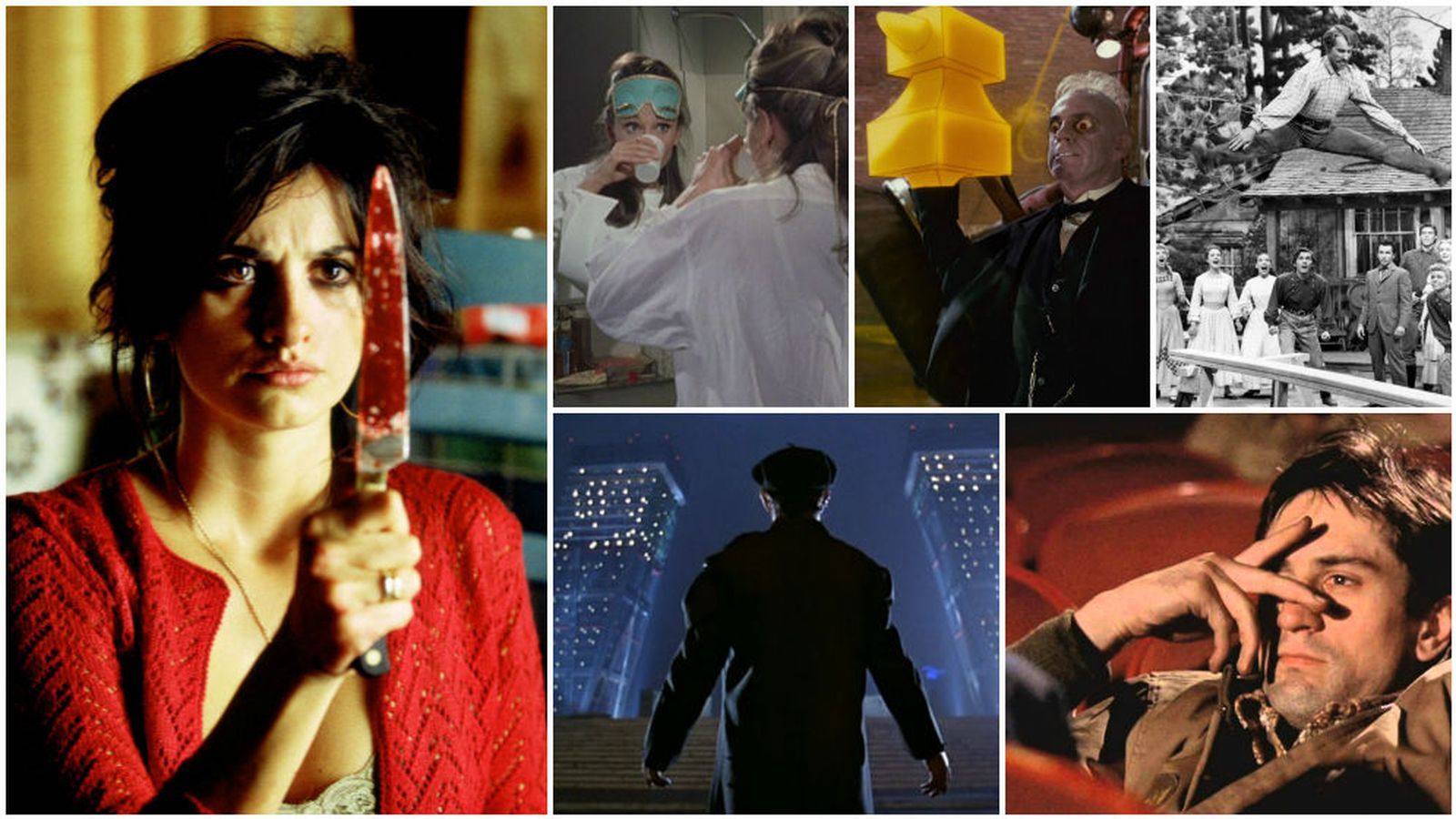 Foto: ¿Sabrías identificar estas famosas películas viendo tan solo uno de sus fotogramas?