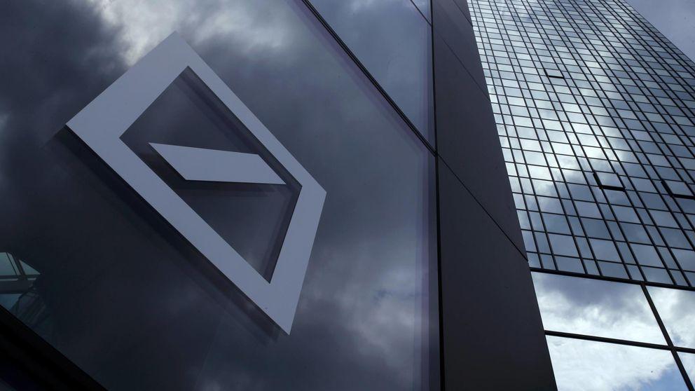 Las autoridades alemanas registran las oficinas del Deutsche Bank en Frankfurt