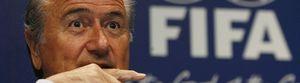 """Evo Morales y el """"traidor"""" de Joseph Blatter"""